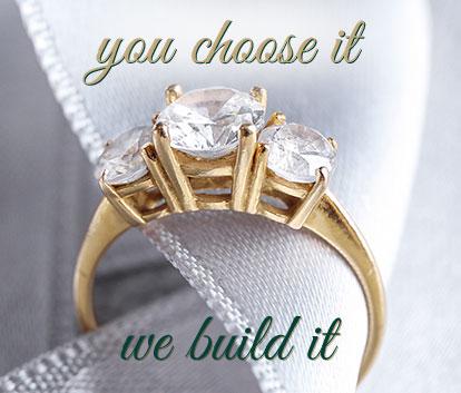 you choose it we build it
